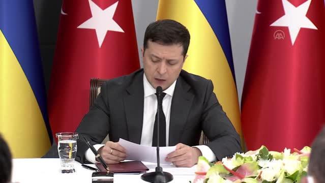 Son dakika haberi! Ukrayna Devlet Başkanı Zelenskiy:
