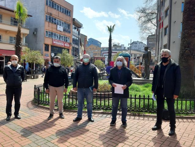Vatandaşlar belediyeden paralarının iade edilmesini istiyor