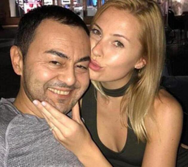 Serdar Ortaç'tan Chloe Loughnan'a olay sözler: Şeytan görsün yüzünü