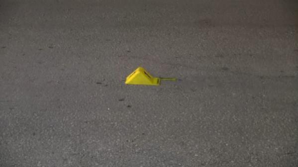 Tartıştığı kişiyi sokak ortasında bacağından vurdu