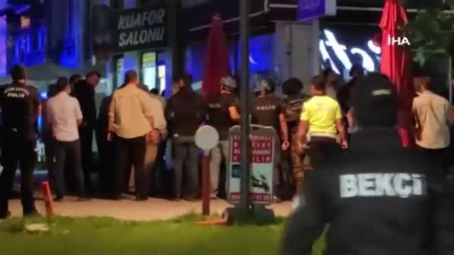 Çorum'da pompalı tüfekli saldırgan rehin tuttuğu 4 kişiyi serbest bıraktı