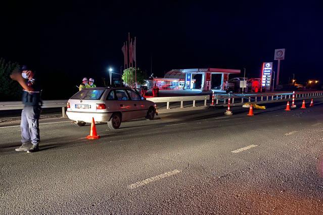 Elazığ'da otomobilin çarptığı yaya öldü