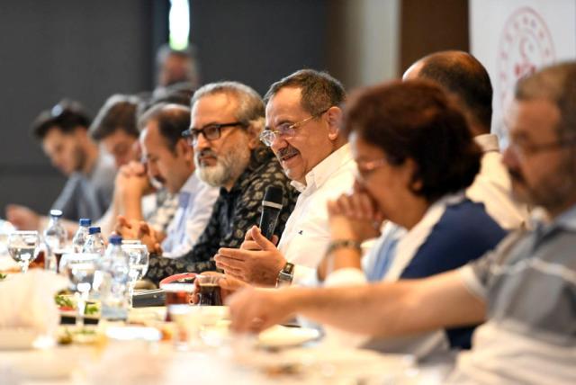 Başkan Demir: 'Samsunumuz için dur durak bilmeden gece gündüz çalışıyoruz'