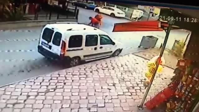 Son dakika haberleri: Babasıyla tartışırken sakinleştirmeye çalıştığı eşi tarafından silahla vurulan kadın yaralandı