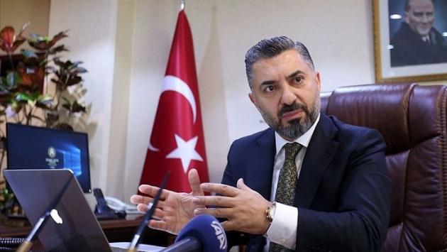 TELE 1'den RTÜK Başkanı Ebubekir Şahin hakkında suç duyurusu